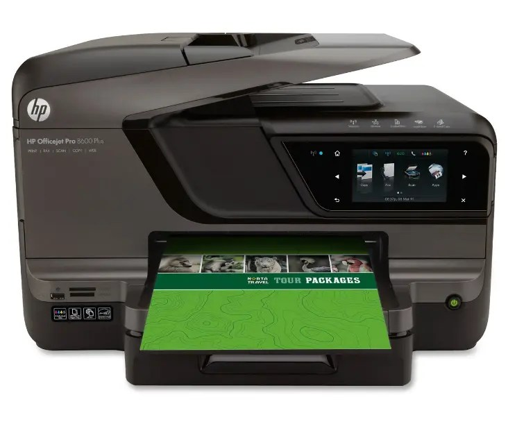 HP Driver Officejet Pro 8600 Plus e-All-in-One for Windows and Mac